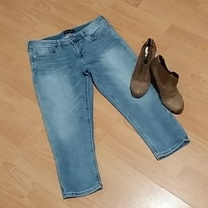 👖Seven7 cropped jeans size6 inv#4/13👖